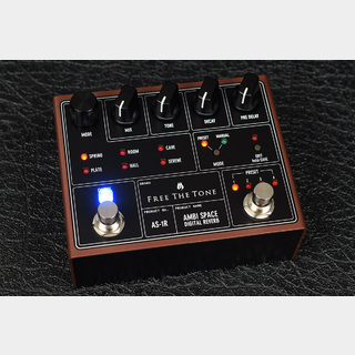 Free The ToneAS-1R AMBI SPACE (DIGITAL REVERB) 【新宿店】