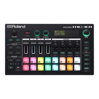 Roland MC-101 GROOVEBOX【即納可能】