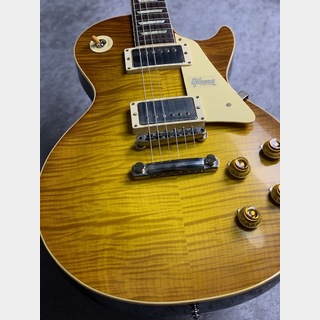 Gibson Custom Shop Historic Collection 1959 Les Paul Standard Reissue VOS Iced Tea Burst #9 0154 【4.06kg】2020年モデル