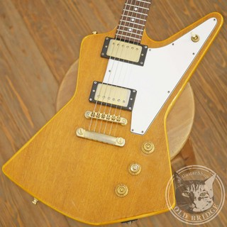Epiphone1958 Explorer Korina Elbow Cut Modify