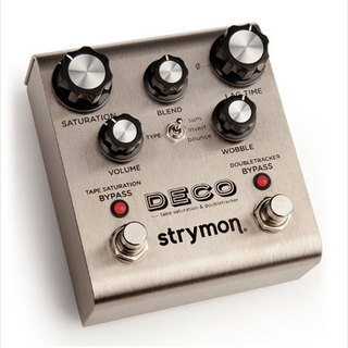 strymon DECO [Tape Saturation & Doubletracker]