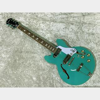 Epiphone CASINO Coupe Turquoise【年末大感謝祭2019!】