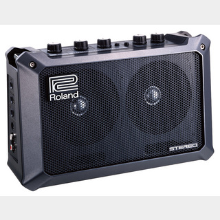 Roland MOBILE CUBE コンパクト・サイズの多用途ステレオ・アンプ! 送料無料!