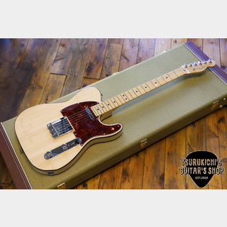 Fender USA  Limited 60th Anniversary Tele-bration Series Bamboo Telecaster Natural