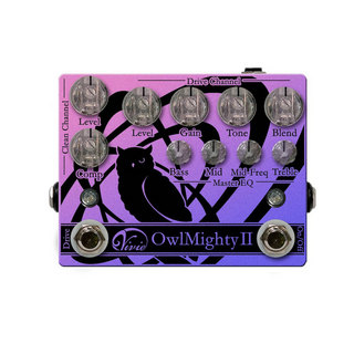 Vivie OwlMighty II BassPreamp ベースプリアンプ