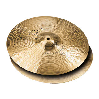 "PAiSTe Signature Dark Crisp Hi-Hat Pair 13"" ハイハットシンバル ペア"