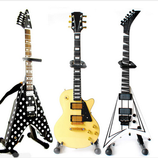 NO BRAND Randy Rhoads Miniature Guitar Set