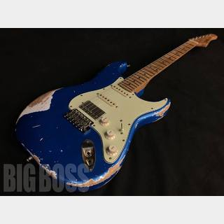 Xotic California XSC-2 (Lake Placid Blue Heavy Aged/ Alder / RM-RM)