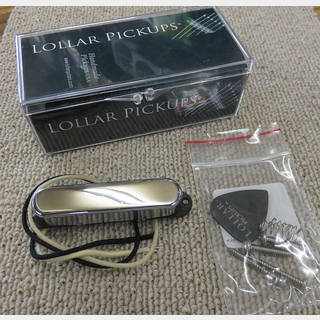 LOLLAR PICKUPS Alnico 3 Telecaster chrome neck position