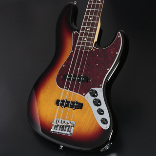 Fender Made in Japan Limited Active Jazz Bass Rosewood 3-Color Sunburst【御茶ノ水本店】