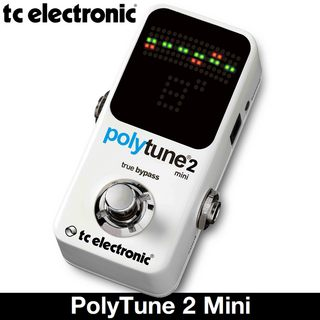tc electronicPolyTune 2 Mini