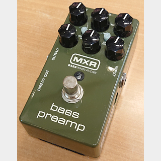 MXRM81M Bass Preamp【USED】