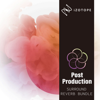 iZotopePost Production Surround Reverb Bundle