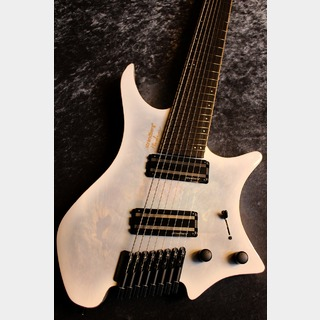 strandberg Boden J8 Hand Selected Wood J-Custom Pale Blue White Gloss #D1911004【現地選定材使用】【良音個体】