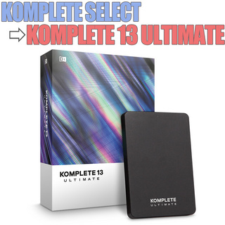 NATIVE INSTRUMENTS KOMPLETE13 ULTIMATE アップグレード版 FOR SELECT