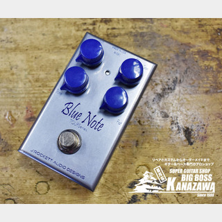 J.Rockett Audio Designs Blue Note Tour Series【ブルージーサウンド!】