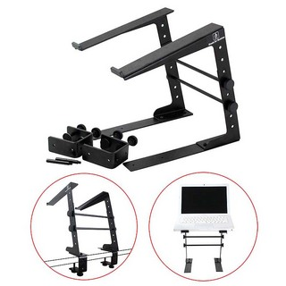 Dicon AudioLPS-002 with clamps LAPTOP STAND ラップトップスタンド