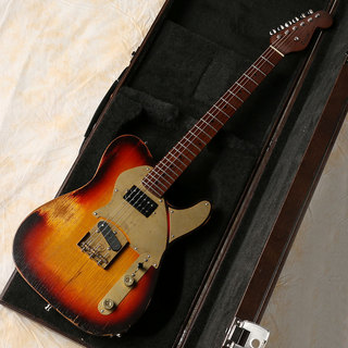 Paoletti Guitars Nancy Loft SH (Pickled Fnish 3TS)