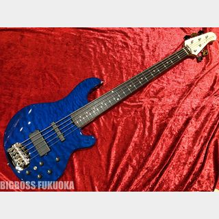 Lakland Shoreline Series SL55-94Deluxe 【Blue Transparent / Rosewood】