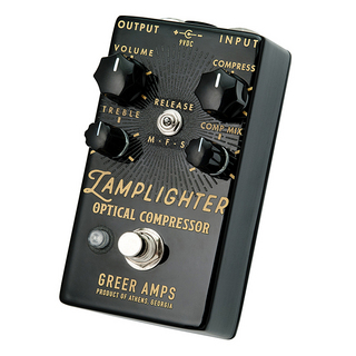 Greer Amps Lamplighter Optical Compressor 【B級特価】