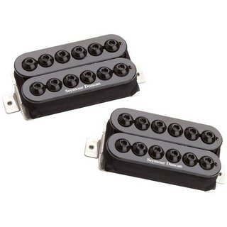 Seymour Duncan  Invader Set Black (SH-8n & SH-8b)