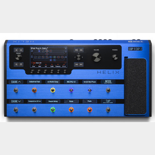 LINE 6 Helix Floor Lightning Blue【福岡パルコ店】