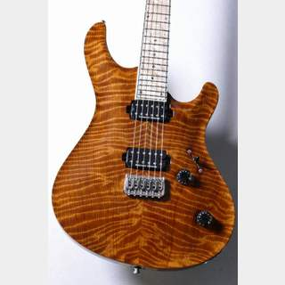 MAYONES Custom Shop Regius Core Classic 6【Red Wood】極上品