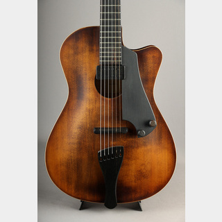 Moffa Guiars Coraline Cello brown 2020