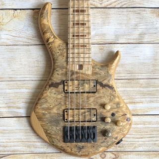 Warrior Dran Michael 5Strings Buckeye Burl