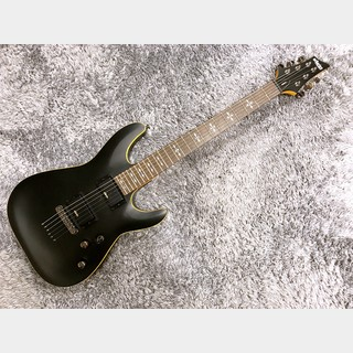 SCHECTER Demon-6 AD-DEMON-6 ASBN (Aged Black Satin) 【限定モデル】 【2020年製】