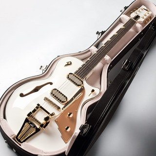Duesenberg Starplayer TV Phonic Venetian White w/Gold Hardware【国内初入荷】