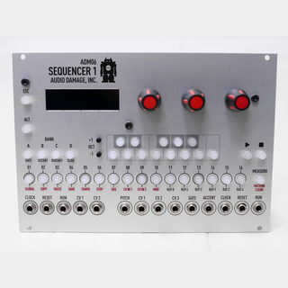 Audio Damage ADM06 SEQUENCER 1