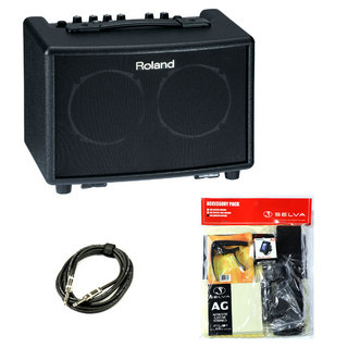 Roland AC-33 Acoustic Chorus 【エレアコ用スターターセット】 【WEBSHOP】