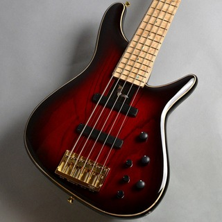 Sugi NB5M A SL-ASH/RED BURST エレキベース(5弦)