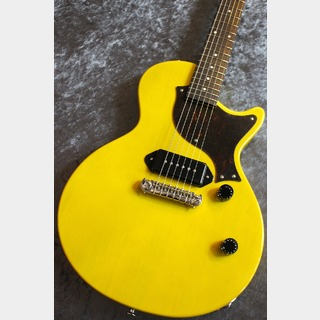 Kz Guitar Works 【最終日限定特価】Custom Order Kz One Solid P-90 Single Cut TV Yellow All Lacquer VOS #20190170