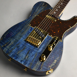SCHECTER PS-PT-SP/R PBT /Pro Gauge /Pacific Blue Tint【限定生産】