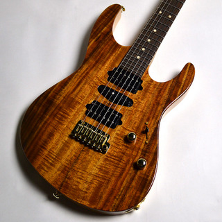 Suhr(正規輸入品) Custom  Modern Figured Koa Top Swamp Ash