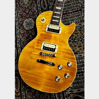 Gibson 【良指板&軽量個体!!】Limited Edition Slash Les Paul Standard Appetite Amber  #203000081【4.00kg】