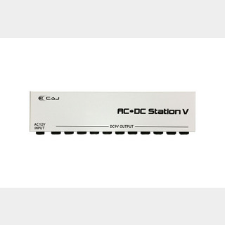 Custom Audio Japan(CAJ) AC/DC Station V 【新宿店】
