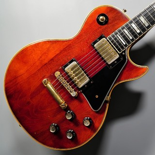 Gibson (ギブソン)1976 Les Paul Custom Wine Red【現物写真】