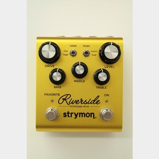 strymon Riverside Multistage Drive (USED)