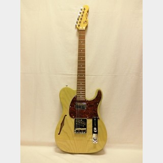 G&L Tribute  Classic Bluesboy Semi-Hollow / Blonde