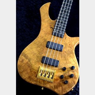 Zon Legacy Elite 4 Gallery Burl Myrtlewood Top -Natural Gloss- 【NEW】【総本店】