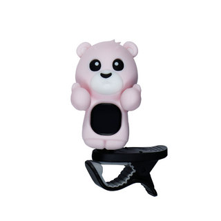 SwiffKAI BEAR TUNER PINK クリップチューナー 【WEBSHOP】