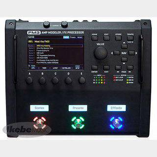 FRACTAL AUDIO SYSTEMS FM3 Amp Modeler/FX Processor