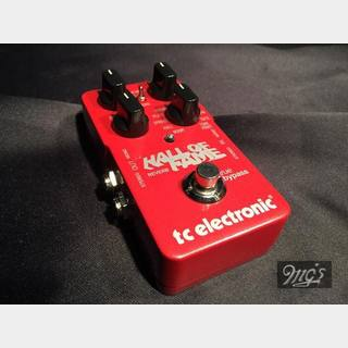 tc electronic Holl Of Fame Reverb