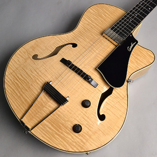 Godin USED/ 5th Avenue Jazz Natural 【超美品・Tric Case付属】