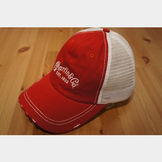 Martin MARTIN 18NH0048 Red Pick Hat 【名古屋店在庫】