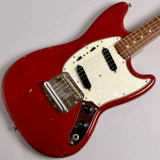 Fender 65 Mustang 1965 Red #103785【ヴィンテージ】【送料無料】