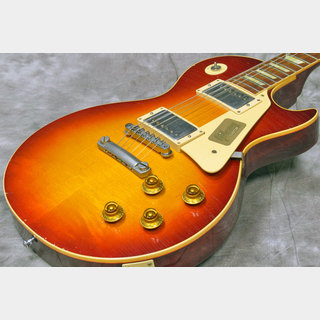 Gibson Custom Shop True Historic 1958 Les Paul Reissue Muprhy Aged Vintage Cherry Sunburst 【御茶ノ水FINEST_GUITARS】
